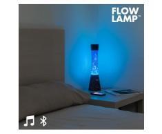 Bitblin - Lampe à Lave Bluetooth avec Enceinte Flow Lamp