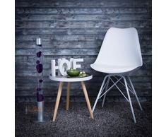 """'XXL Lampe à lave """"Alan 76 cm de haut, liquide Transparent, cire violet Lampe à lave Lava Leuchten"""