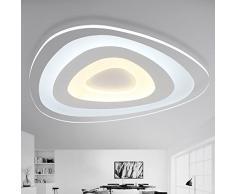 Super mince LED lampe salon créatif plafonnier en forme de lampes chaleureuse chambre minimaliste salle lampe diamètre 200/430/530/630 mm , diameter 20cm