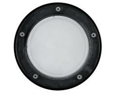 Eglo Lampe 86188 sol, métal, E27, noir