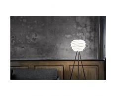 Vita 04016 Trépied Lampe Fer Noir Mate