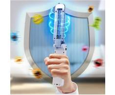 Désinfection ultraviolette de Poche Lampe Mini assainisseur UV lumières de stérilisation Baguette de Voyage UV Lampe de Poche ménage Toilette Voiture Animal de Compagnie