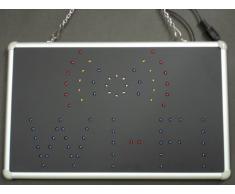 LAMPE NEON ENSEIGNE LUMINEUSE LED led019-b Wi-Fi Internet Cafe Bar LED Neon Light Sign