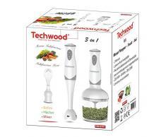 Techwood Mixeur Plongeant 3 en 1