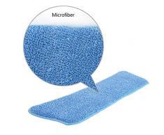 Mr siga Recharges pour Balai serpillère en microfibre, dimensions 43 x 14 cm ? Lot de 2