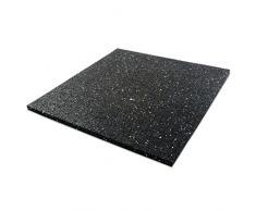 Dalle anti vibration etm® pour machine à laver / sèche linge | épaisseur 1cm | attenue les vibrations - évite dérapage | isolant accoustique - 60x60cm