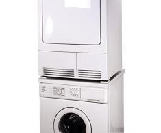 Xavax 00111310 Plaque de fixation à coller pour sèche-linge 4 pièces (Import Allemagne)
