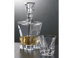 Carafe à whisky Cristal CRACK 0,9 L