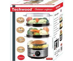 Techwood TCV-364 Cuiseur Vapeur