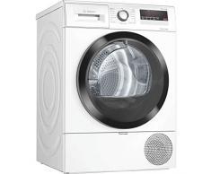 Sèche linge Condensation Bosch WTR85V02FF - Condensation - Chargement Frontal - Pompe à chaleur - Indicateur temps restant - 65 décibels