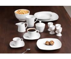 Ritzenhoff & Breker 593617 Primo Service de Table 12 pièces