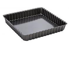 Moule à tarte avec bord cannelé et Fond amovible DELÍCIA ø 24 cm