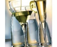 Pichet carafe à décanter pour vin eau boissons de la Bormioli Ypsilon 50 cl (1/2 lT)