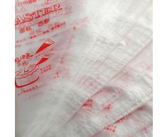niceeshop(TM) Plastique jetable givrage tuyauterie pâtisserie Sac gâteau Sugarcraft Cupcake Décoration (M, 100pcs)