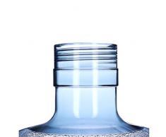 VORCOOL 5 litres de Seau portatif de Bouteille d'eau minérale de Bouteille d'eau Pure avec la poignée