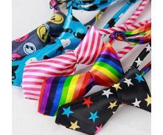 Cravate pour Animaux Chiens Chats Animaux porte cravates 24#
