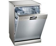Siemens SN25M844EU Freestanding 13places A++ Acier inoxydable lave-vaisselle - laves-vaisselles (Autonome, A, A++, Acier inoxydable, boutons, Auto 45-65 ºC, Économie, Intensif, Pré-lavage, Rapide)