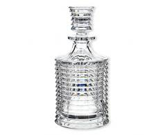 BLADE Carafe à whisky cristal - Matière : Cristal - Couleur : Transparent - Carafes à whisky - Bruno Evrard