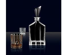 Spiegelau & Nachtmann Aspen 0090024-0 à Whisky Ensemble 3 pièces Carafe à décanter et Verres