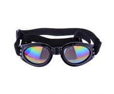 fa0ed377d73c1f Zrong Lunettes de Protection UV Lunettes de Soleil pour Chien - quatre  couleurs