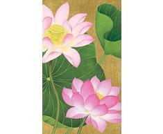 Extra Long avec Lilis étang Floral – Caspari