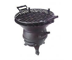 """'Barbecue en fonte""""éclair diam.36"""