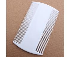 Rcdxing 1 PC Plastique Peignes pour tête Poux Détection Peigne anti-puce  pour animal domestique 69ab25e92c3b