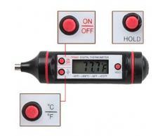 Digital thermomètre numerique sonde inox cuisson viande BBQ Barbecues maison cuisine
