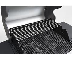 Landmann - 12652 - Barbecue Gaz Miton Inox PTS 3+1 Bruleurs