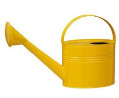 Siena garden 732894 zinc arrosoir 7l jaune