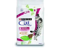 PURINA Croquettes pour chat Cat Chow Urinary F.Media