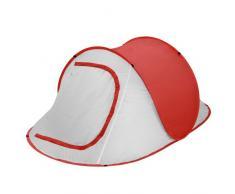 Jago - Tente de Plage Camping Instantanée Pop-up pour 2 personnes avec Protection UV