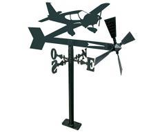 Imex El Zorro-11217-girouette de jardin avion 480 mm