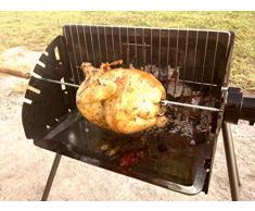 Barbecue fonte convertible - Barbeco - 40.5x23 cm