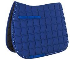 Kerbl Laguna Tapis de Selle pour Cheval Bleu Royale