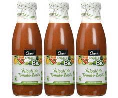 Carré Potager BIO Velouté de Tomate/Basilic Bio 730 g - Lot de 3