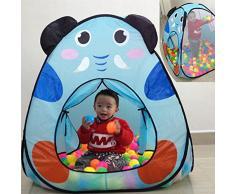 ENFANTS Tente Tente de jeu Intérieur ou extérieur par Elstey Teepee enfant Maisonnette de jeu jouets pour enfants pliable Sports de plage Tente de jeu Tente de jeu