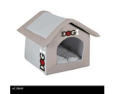 Urban living pliante portable en tissu doux pour chien Puppy Pet Niche Lit Maison