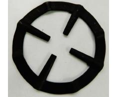 bakerlin Réducteur grille plaque feux gaz diamètre: 13,5cm petite casserole cafetière