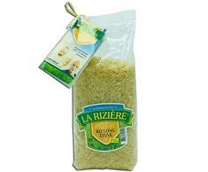 Riz long étuvé 1 kg Etang de Marseillette