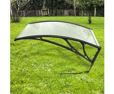 Carport robot tondeuse garage toit abri pour pelouse robot auto mower tondeuse garden 100 * 78cm