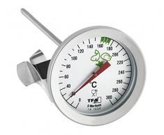 TFA Thermomètre de Cuisson pour fritures et rôtis de 20 à 300°C