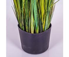 Roseau artificiel, vert, 120 cm - plante synthétique / graminée artificielle - artplants