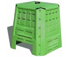 Art Plast BC380 Composteur Vert