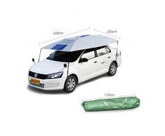 YUAN Voiture Tente Mobile Carport Pliable Portable Voiture De Protection Parapluie Sun Auvent Couverture Parapluie