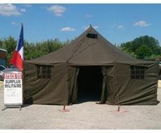 ext/érieur /étanche Thermique Couverture durgence Rescue Shelter Tente de Survie Militaire Pliable Dilwe Survie Tente
