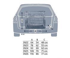 Trixie 3925 Cage de transport pour chien 109 x 79 x 71 cm