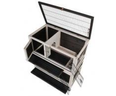cage lapin acheter cages lapin en ligne sur livingo. Black Bedroom Furniture Sets. Home Design Ideas