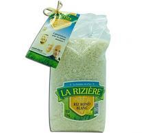 Riz rond blanc 1 kg Etang de Marseillette