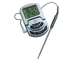 Matfer - Thermomètre de cuisson pro avec alarme et sonde amovible